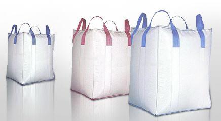 Перевозка стройматериалов в контейнерах big bag