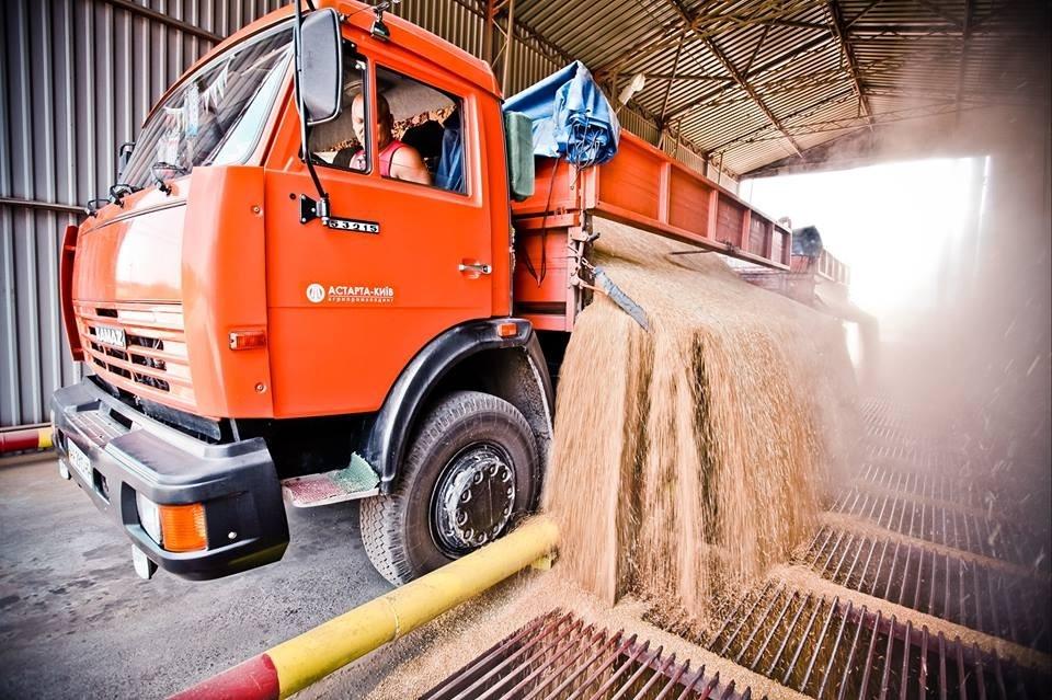 Требования к перевозке зерна и других сыпучих продуктов