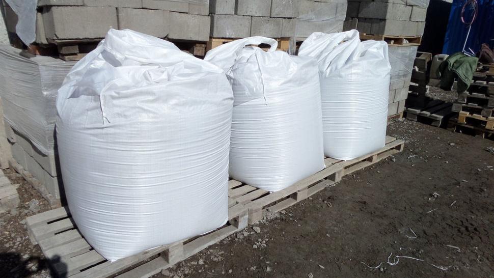 Плюсы и минусы хранения зерна в бигбэгах