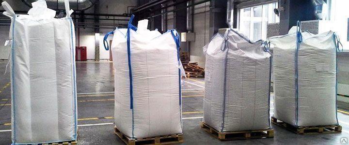Особенности выбора бигбэгов для транспортировки и хранения сахара